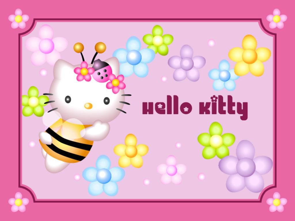 Hello Kitty Wallpaper 1662