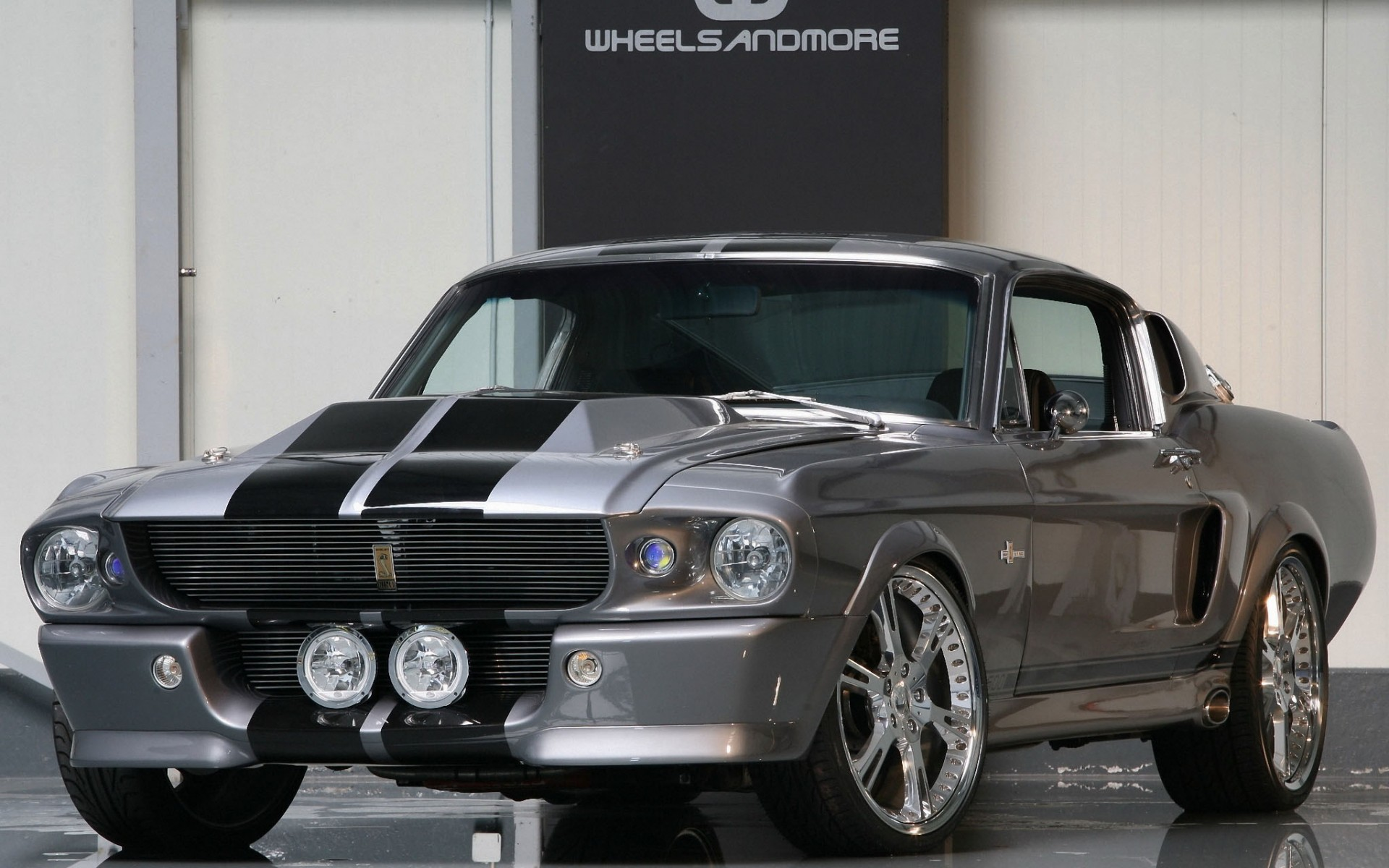 Download Muscle Car Wallpaper 888 1920x1200 Px High