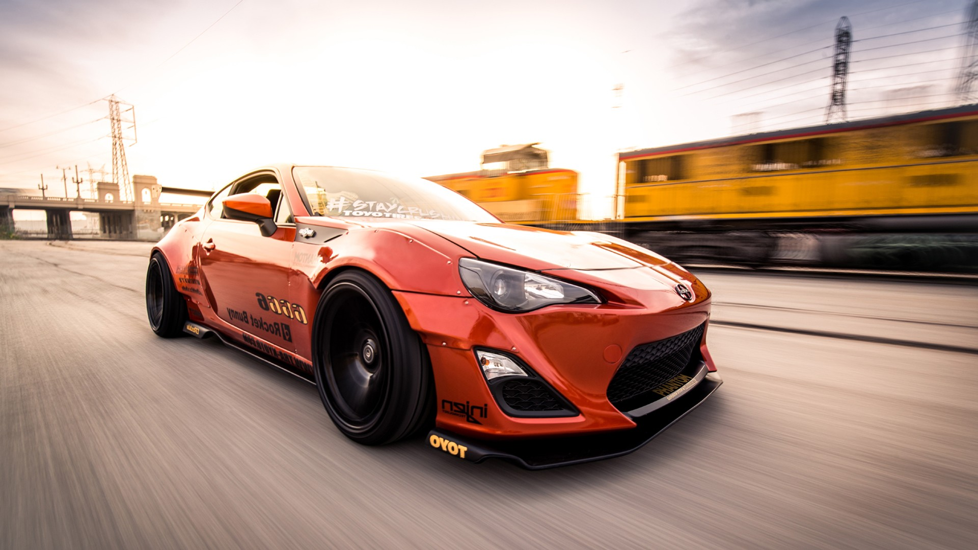 Scion Frs Wallpaper 1999