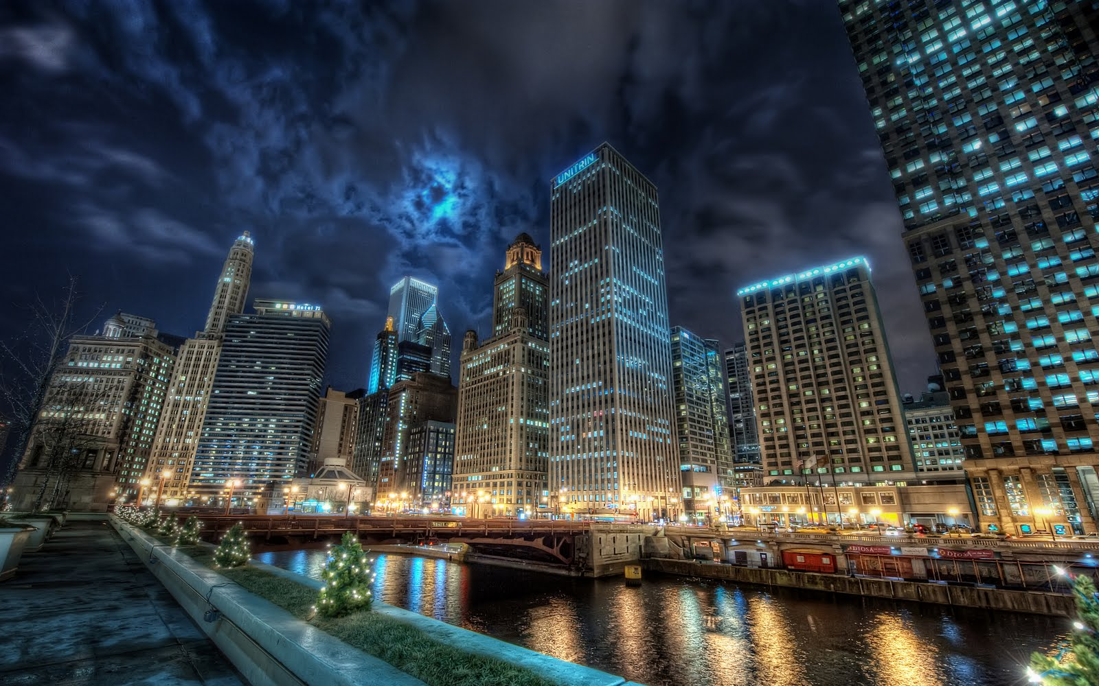 Chicago  best free chicago city skyscraper and building photos