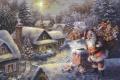 Santa Claus Art 935