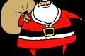 Santa Claus Art 940
