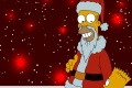 Simpson Santa Claus 962