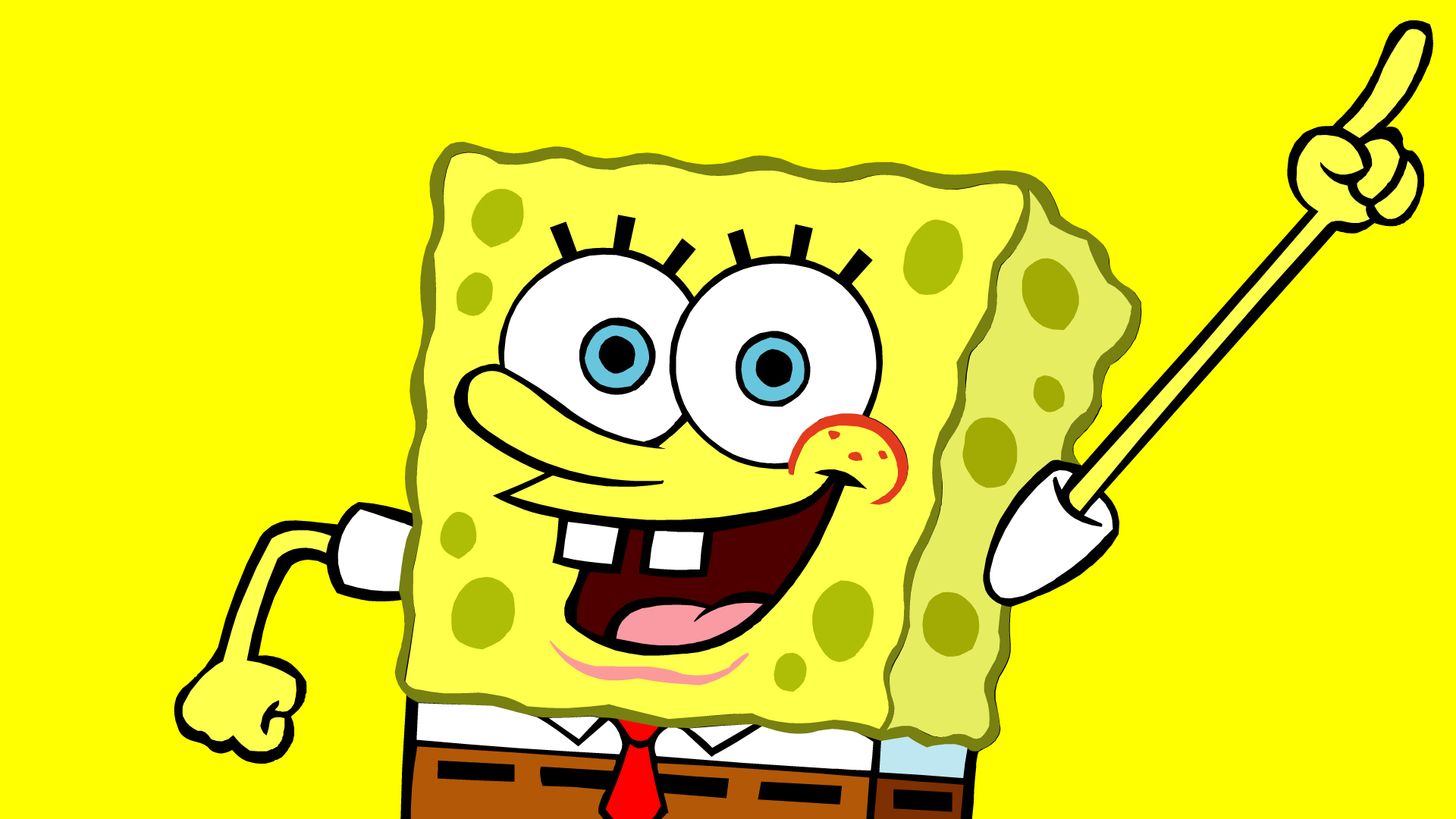 spongebob squarepants wallpaper free download