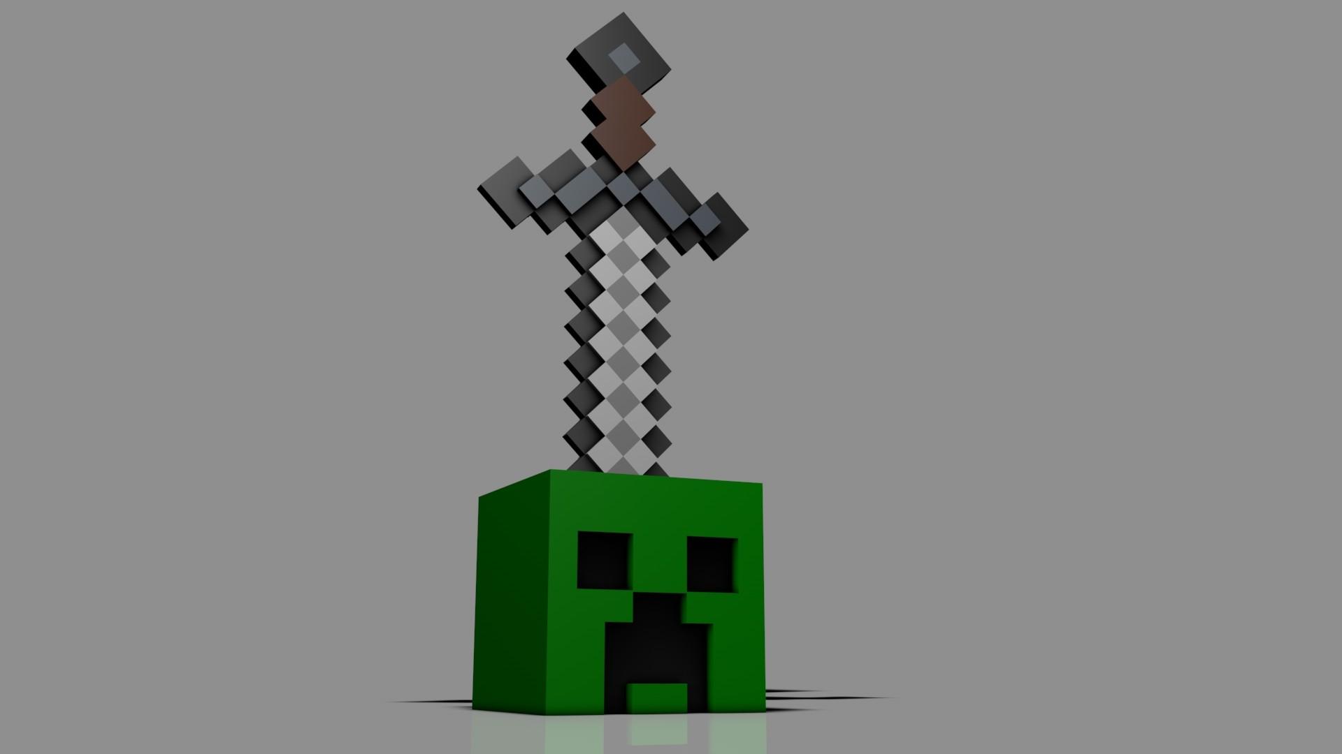 Minecraft Creeper 596 1920x1080 Px HDWallSource