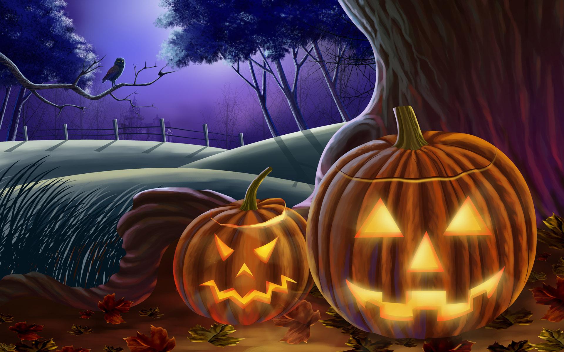 Halloween Hd Wallpaper 3328 1920x1200 px ~ HDWallSource.com