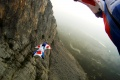 Base Jumping Hd Wallpaper 3364