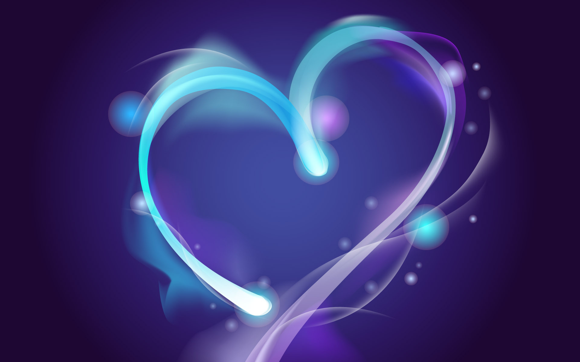 amazing heart background 17776