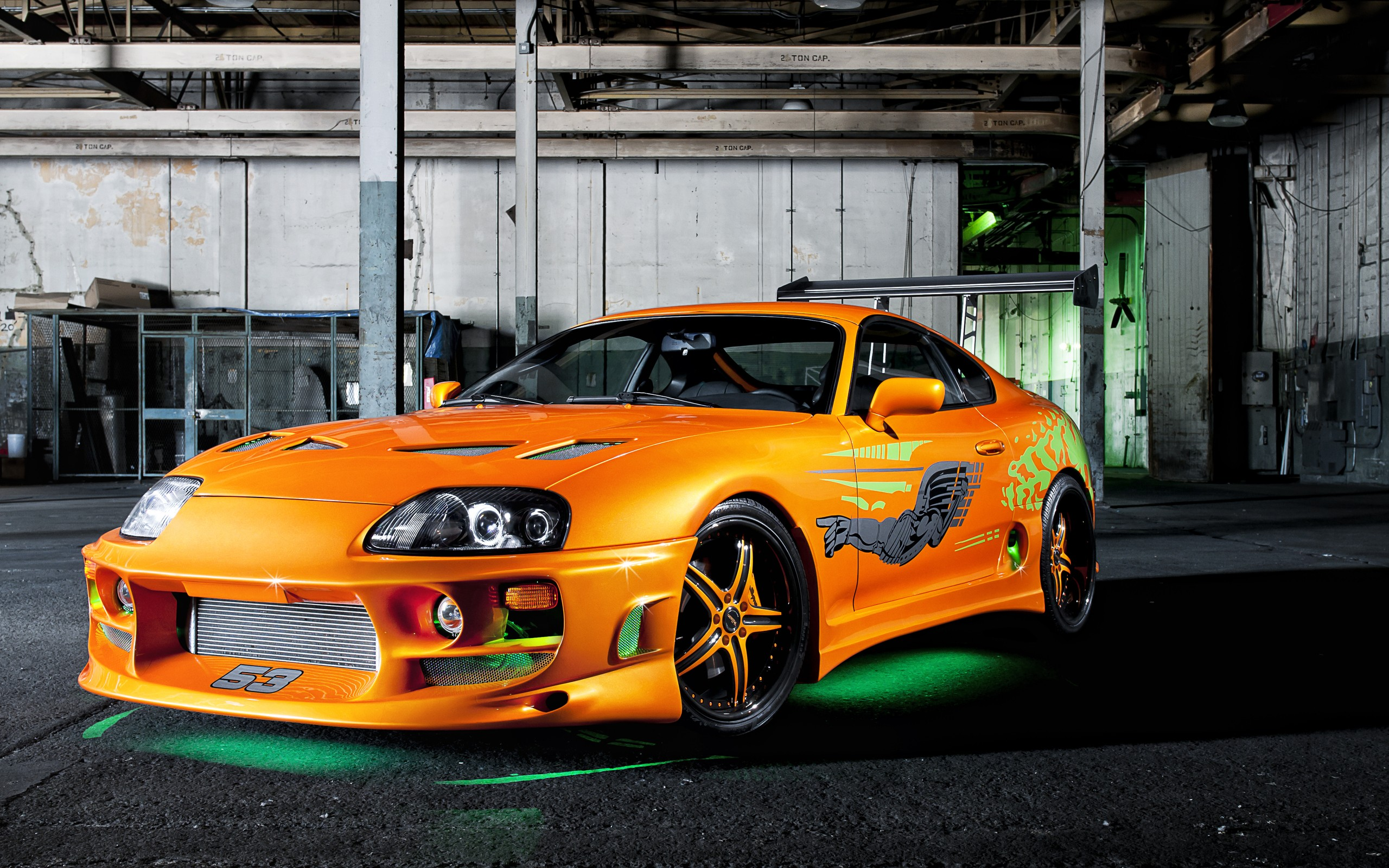 Awesome Toyota Supra px HDWallSource
