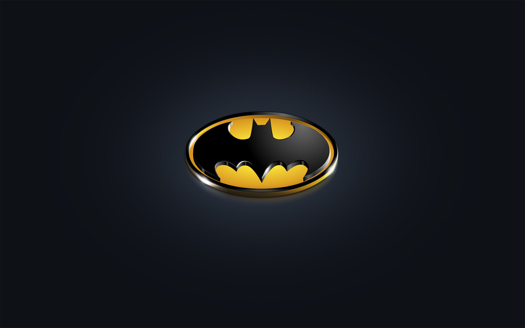 Batman Logo HD 41410 1680x1050 px ~ HDWallSource.com