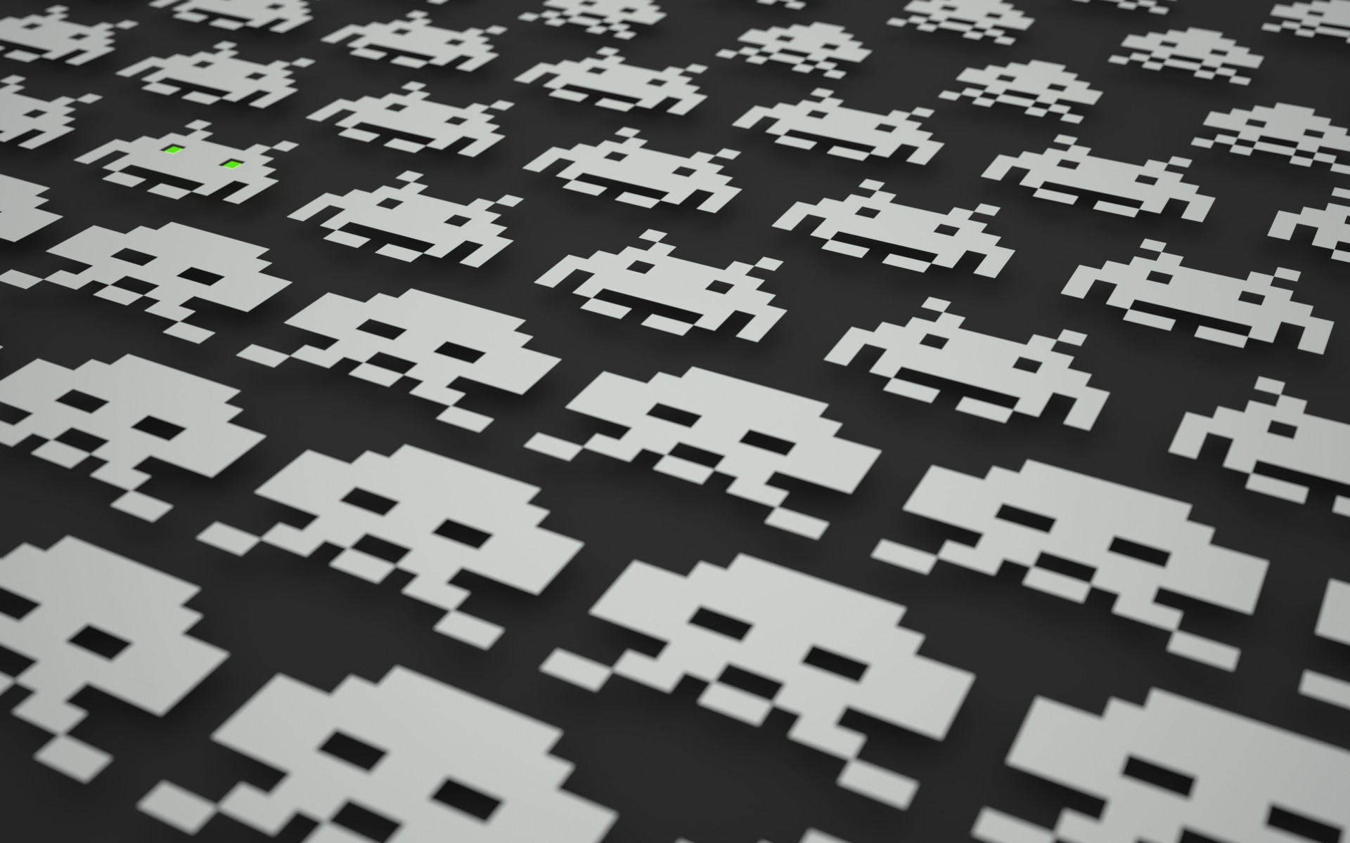 cool space invaders wallpaper 37588