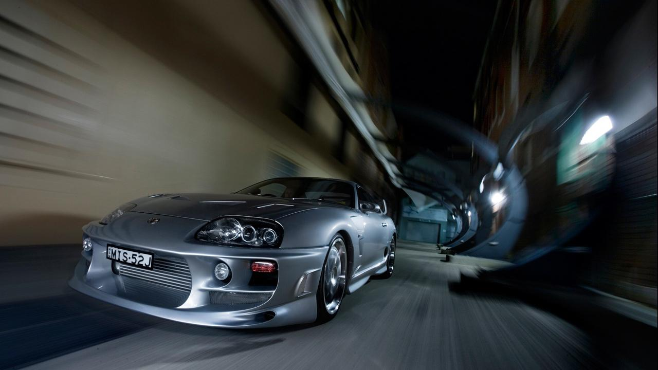 cool toyota supra wallpaper 23721
