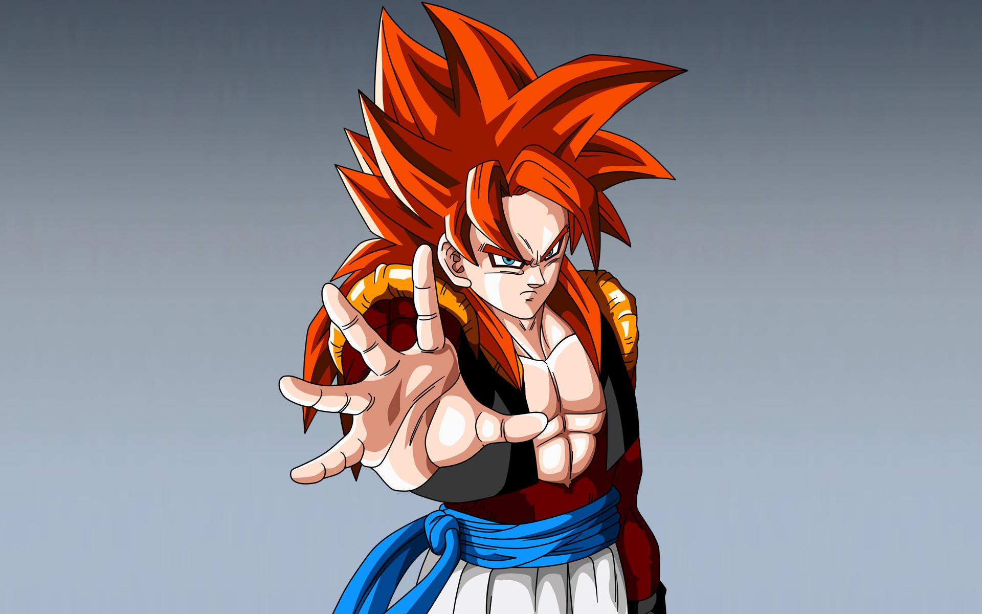 fantastic gogeta wallpaper 41311