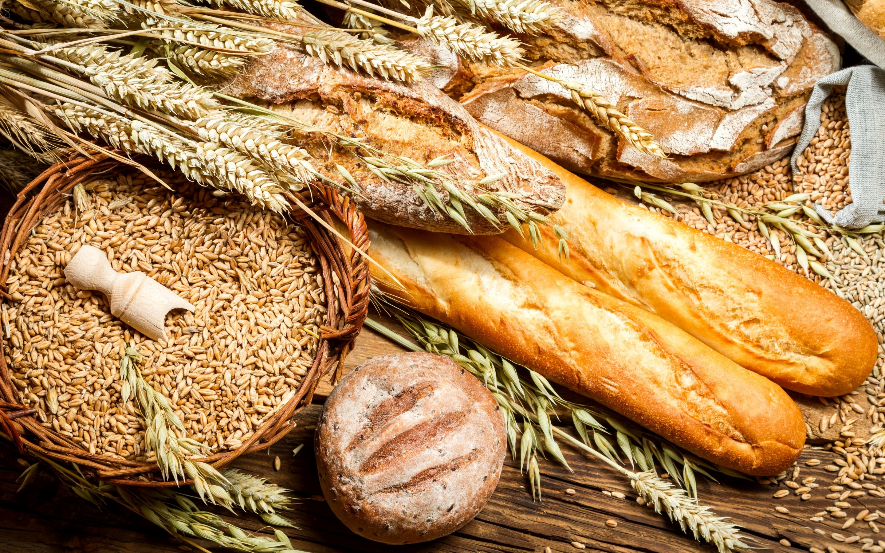 free bread backgrounds 37335