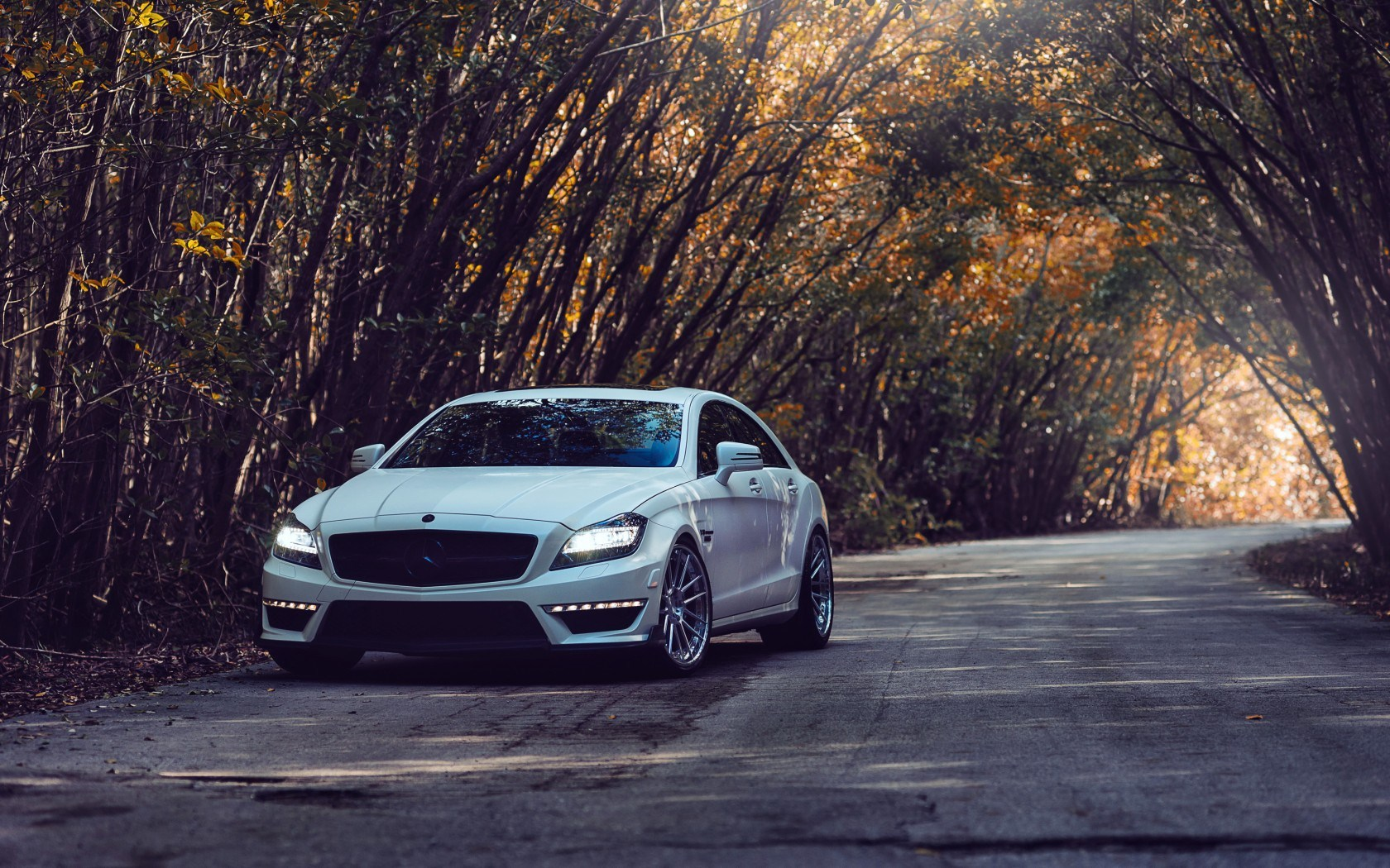 mercedes cls63 pictures 36684