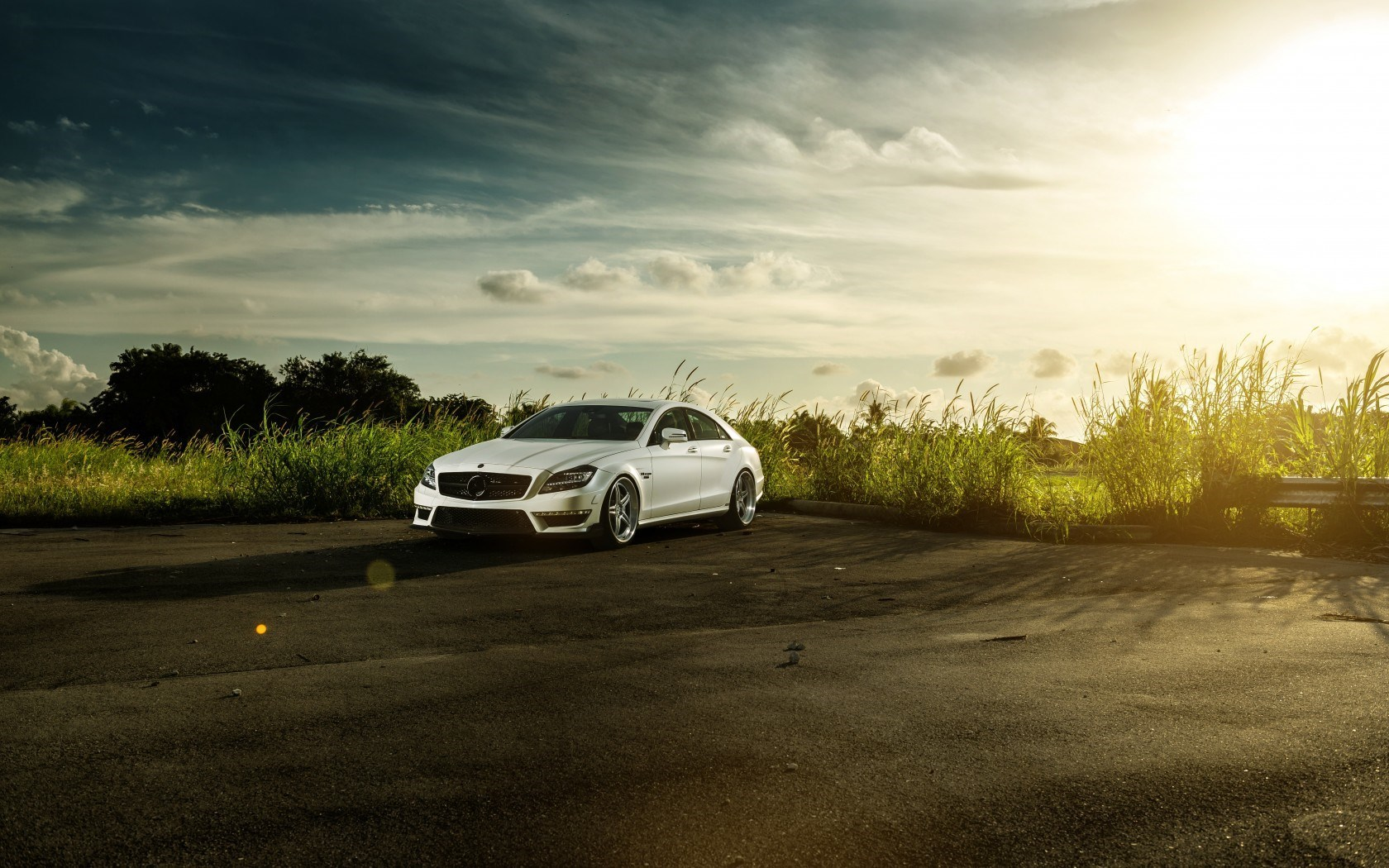 mercedes cls63 wallpapers 36685