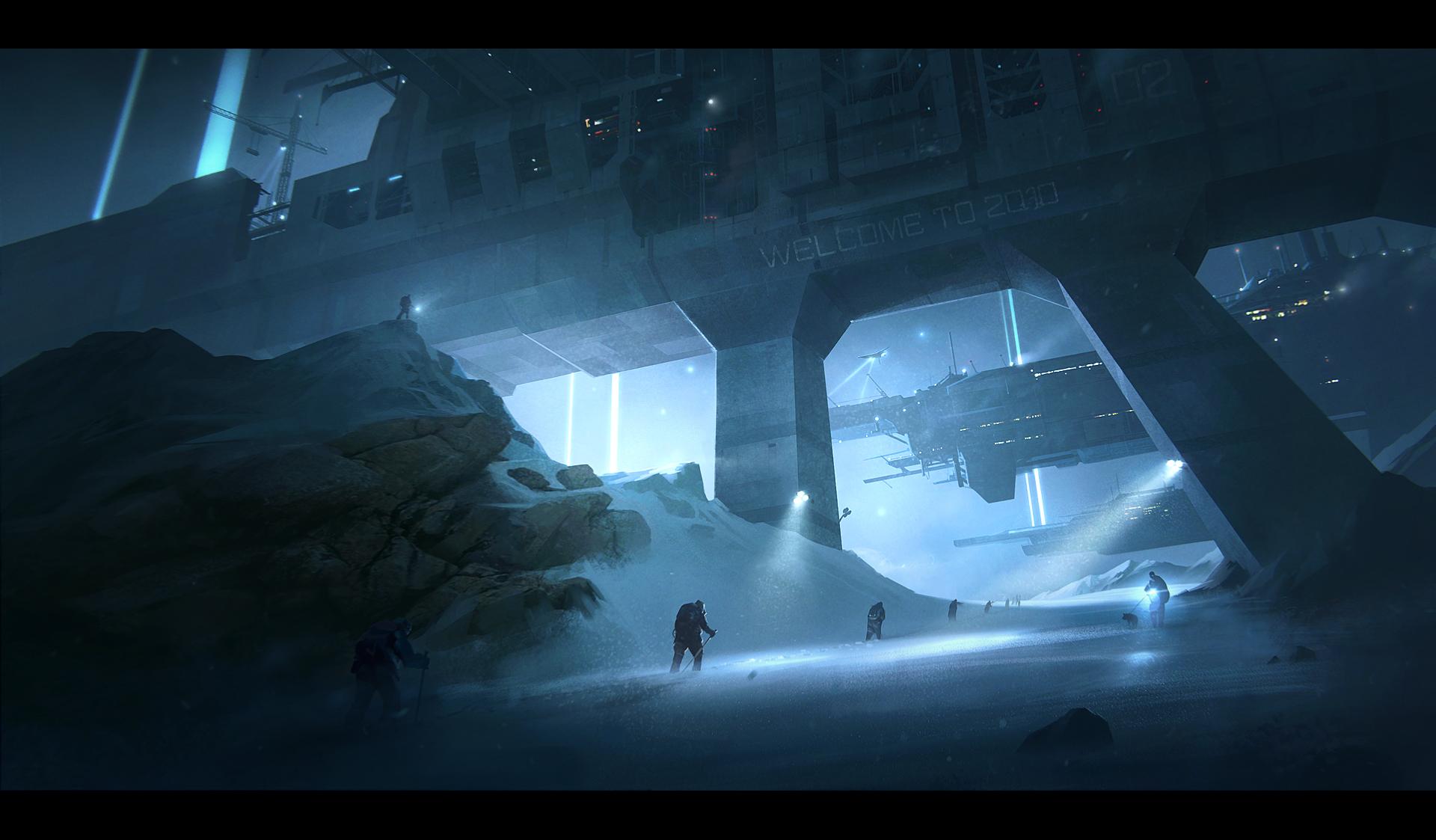 Sci Fi Wallpaper 9336 1920x1123 px HDWallSource