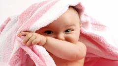 Adorable Baby Wallpaper 20740