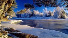 Amazing Winter Backgrounds 18555