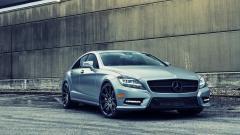 Beautiful Mercedes CLS63 Wallpaper 36677