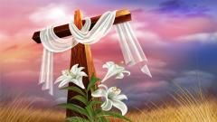 Cross Wallpaper 9891