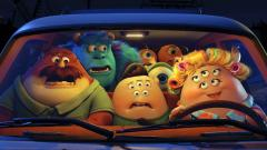 Disney Pixar Monsters University Wallpaper 44469