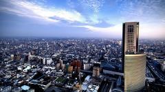 Free Aerial View Wallpaper 32000