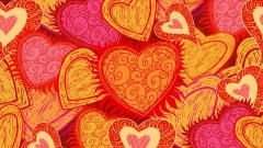 Heart Background 17781