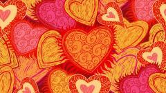 Heart Background 17781