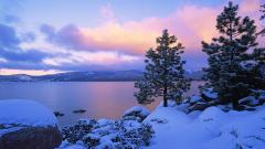 Lake Tahoe Background 37291