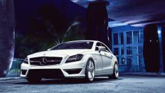 Mercedes CLS63 Wallpaper 36674