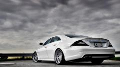 Mercedes CLS63 Wallpaper 36681