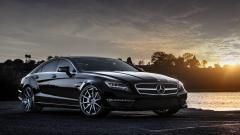 Mercedes CLS63 Wallpaper 36690