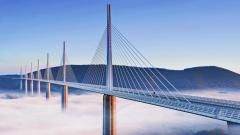 Millau Viaduct Pictures 36561