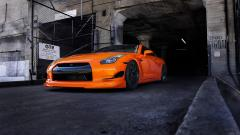 Orange GTR 35809