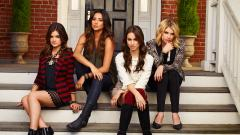 Pretty Little Liars Wallpaper 17829