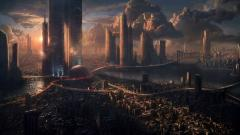 Sci Fi Wallpaper 9334