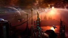 Sci Fi Wallpaper 9335