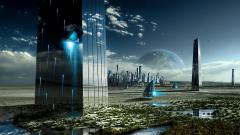 Sci Fi Wallpaper 9338