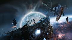 Sci Fi Wallpaper 9343