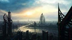 Sci Fi Wallpaper 9352