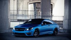 Stunning Mercedes CLS63 Wallpaper 36680