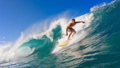 Surfing Wallpaper 5504