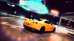 Yellow GTR Wallpaper 35811