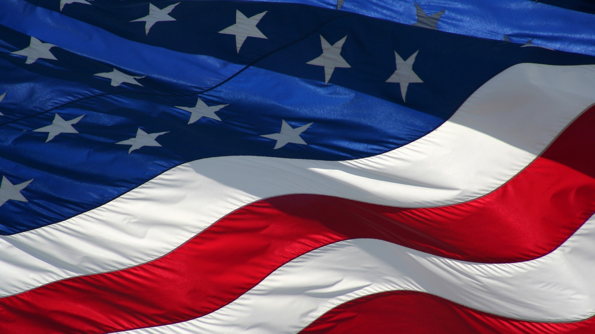 American Flag Wallpaper 39683 1920x1080px