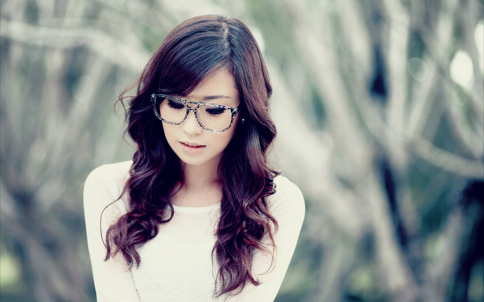 asian model wallpaper 43741