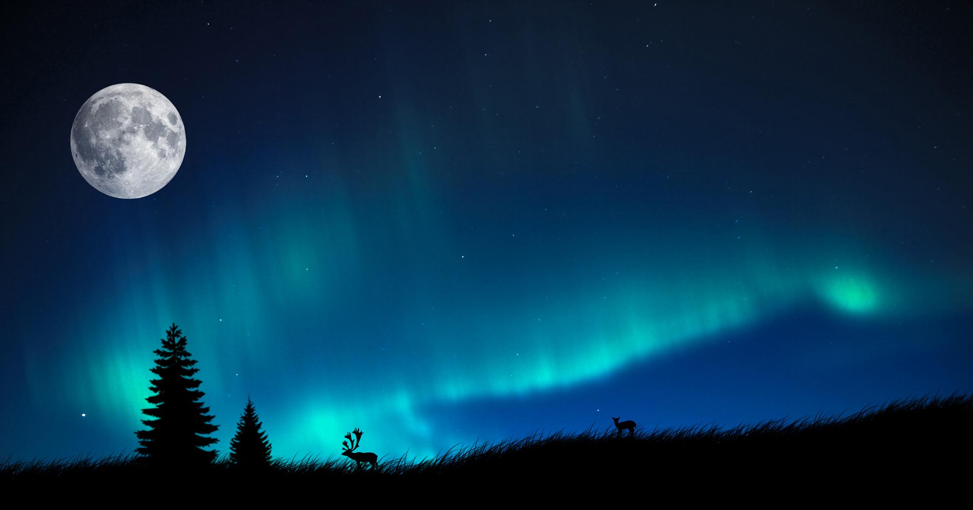 borealis alaska aura hd - photo #24