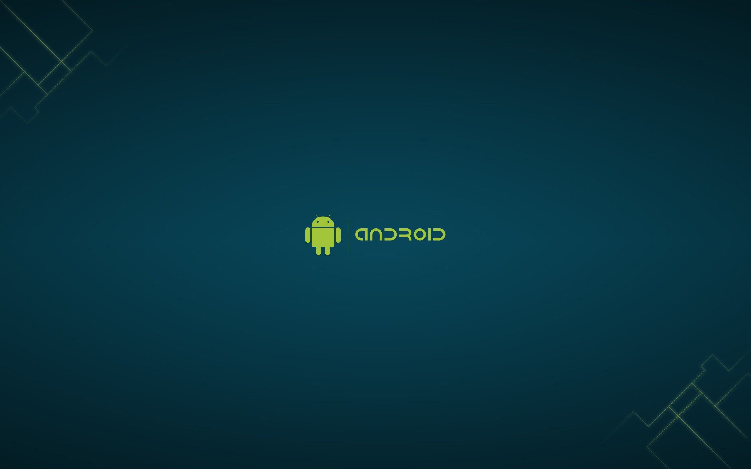 Awesome Android Logo Wallpaper 43637 2560x1600 Px