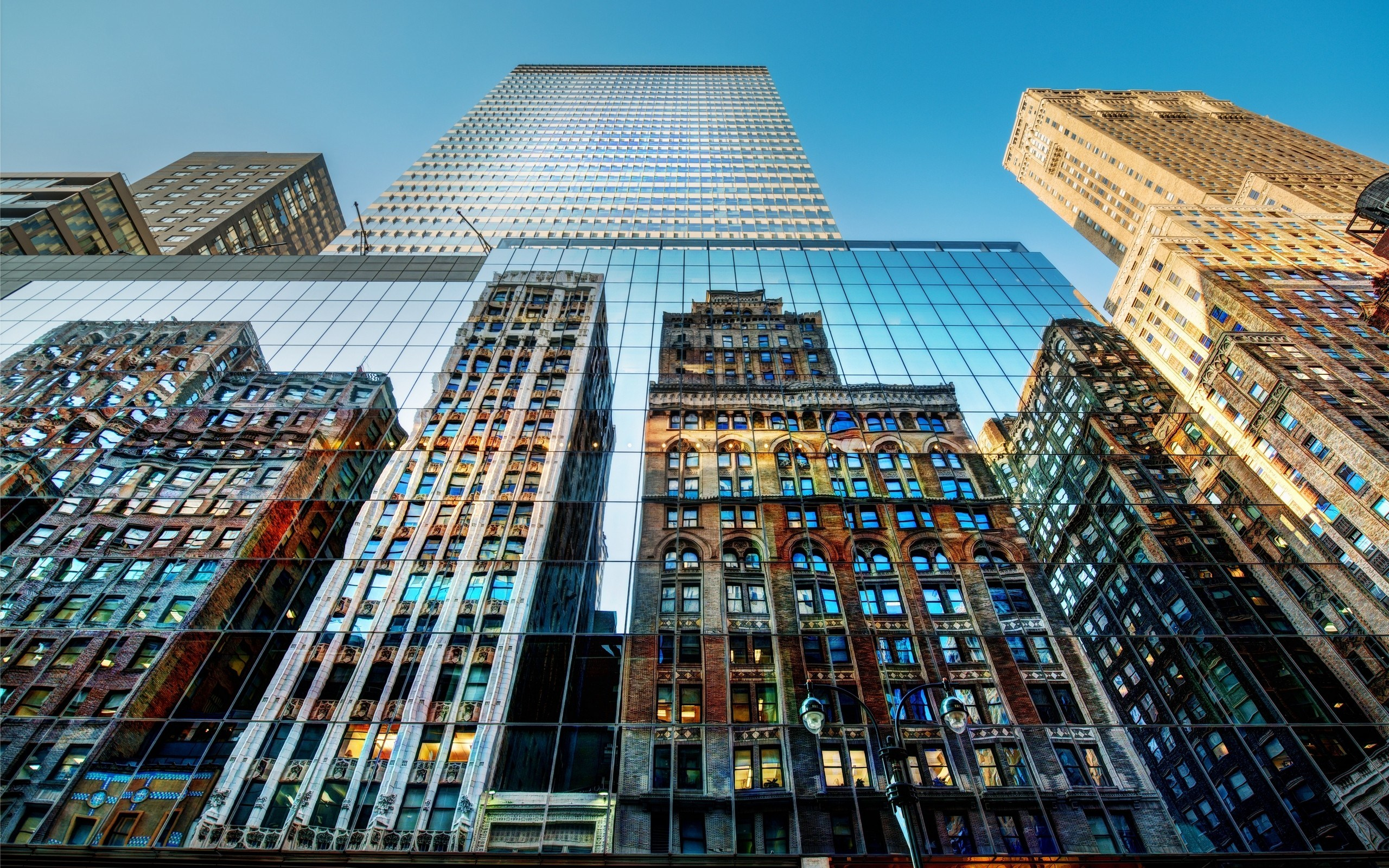 awesome city buildings wallpaper 43932