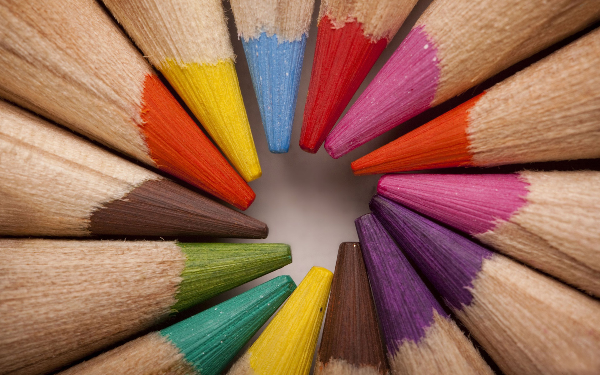 awesome colored pencils wallpaper 40928